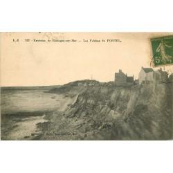62 LE PORTEL. Les Falaises 1921