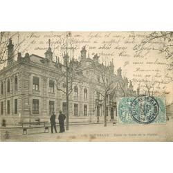 33 BORDEAUX. Ecole de Santé de la Marine 1904