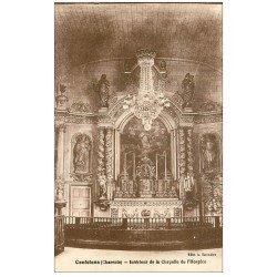 carte postale ancienne 16 CONFOLENS. Chapelle de l'Hospice