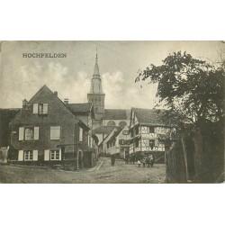67 HOCHFELDEN. Rotmäntelgasse 1928