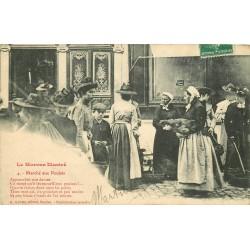 21 LE MORVAN ILLUSTRE. Marché aux Poulets 1910
