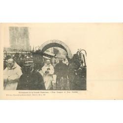 38 Evènements de la Grande Chartreuse en 1903. Dom Jacques et Dom Paullin