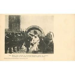38 Evènements de la Grande Chartreuse en 1903. Dom Michel Père