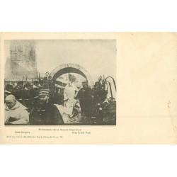 38 Evènements de la Grande Chartreuse en 1903. Dom Jacques Dom Louis Paul