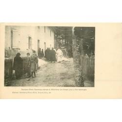 38 Evènements de la Grande Chartreuse en 1903. Derniers Pères Chartreux à Hôtellerie des Dames