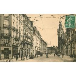 59 LILLE. Salles de Bains Brams boulevard Carnot 1922