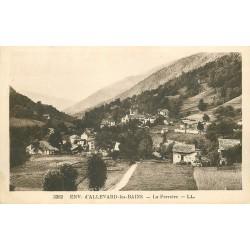 38 ALLEVARD-LES-BAINS environs. La Ferrière