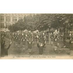 PASSY FROYENNES. Séance de Gymnastique 1913