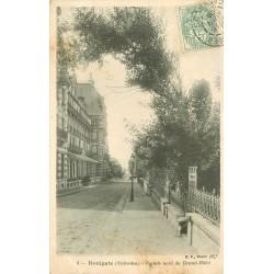 14 HOULGATE. Façade du Grand Hôtel 1906