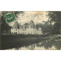 72 SILLE-LE-PHILIPPE. Château de Passay 1913
