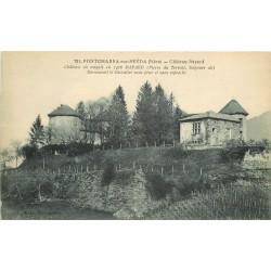 38 PONTCHARRA-SUR-BREDA. Château Bayard