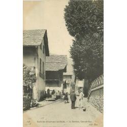38 ALLEVARD-LES-BAINS environs. La Ferrière Grande Rue