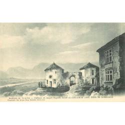 38 VALLEE DU GRESIVAUDAN. Château de Bayard
