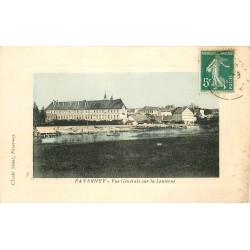 70 FAVERNEY. Vue sur la Lanterne 1910