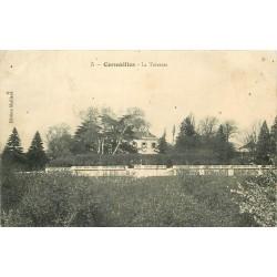 95 CORMEILLES-EN-PARISIS. La Terrasse 1908
