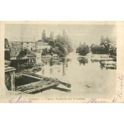 77 MORET. Vieille Tannerie sur le Loing 1904