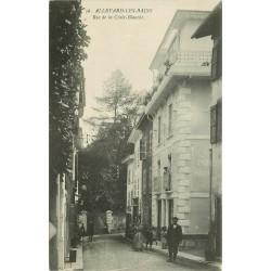 38 ALLEVARD. Rue de la Croix Blanche