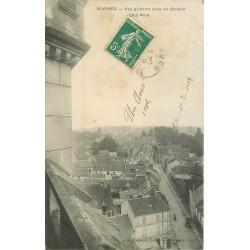 95 VIARMES. Vue prise du Clocher 1909