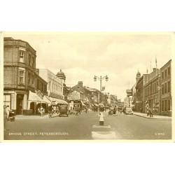PETERBOROUGH. Bridge Street 1951