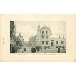 62 BERCK-PLAGE. Chalet de l'Hermitage rue de la Mer