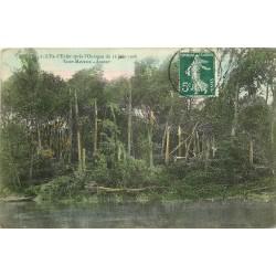 94 SAINT-MAURICE ALFORT. Ile d'Enfer après l'Ouragan de 1908