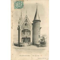 14 VILLERS-SUR-MER. Villa Beau Site 1904