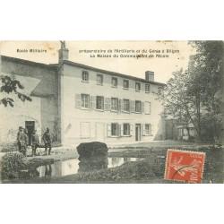 63 BILLOM. Ecole Militaire Artillerie et Génie. Maison du Commandant