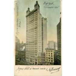 NEW YORK CITY. Park Row Building 1905