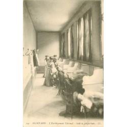 38 ALLEVARD-LES-BAINS. Etablissement Thermal Salle de gargarisme vers 1900