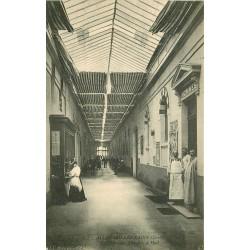 38 ALLEVARD-LES-BAINS. Etablissement Thermal le Hall 1908