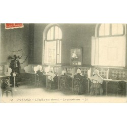 38 ALLEVARD-LES-BAINS. Etablissement Thermal les pulvérisations 1908