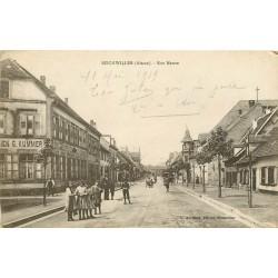 67 BISCHWILLER. Rue Neuve 1919