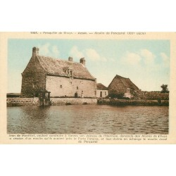 56 ARZON. Moulin de Pencastel