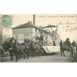 95 GONESSE. Char de l'Alimentation Cavalcade 1906