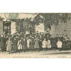 95 ARNOUVILLE-LES-GONESSE. Pensionnat de Jeunes Filles 1905