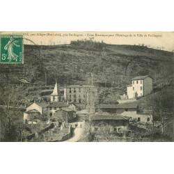 43 St Etienne près Allègre. Usine électrique pour l'éclairage de la Ville de Paulhaguet