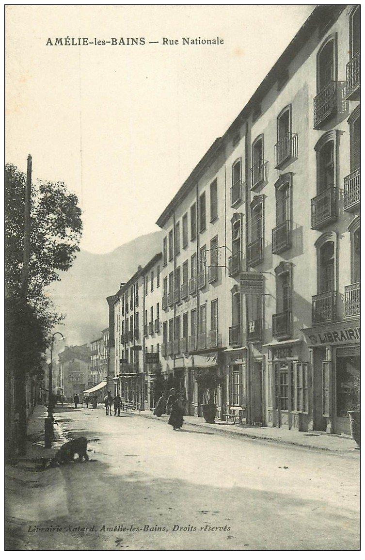 66 amelie les bains h tel rue nationale for Hotel des bains rue delambre