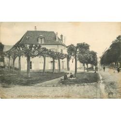 95 ARNOUVILLE-LES-GONESSE GONESSES. Pique nique coin Avenue de Gonesse 1915