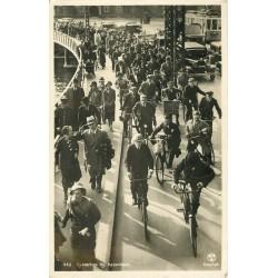 COPENHAGUE. Ville de Bicyclettes 1936