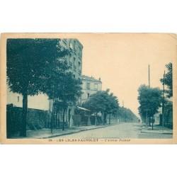 93 BAGNOLET. L'Avenue Pasteur
