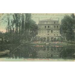 93 BAGNOLET. Le Château de l'Etang colorisé 1919