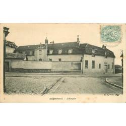 95 ARGENTEUIL. L'Hospice 1906
