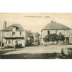 19 LE PESCHER. La Rue