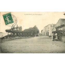 33 LAGRANGE. Animation près Parempuyre 1912