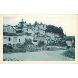 16 AUBETERRE. Château ancien Couvent des Bénédictins 1946