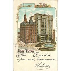 NEW-YORK. Washington Bowling green bldgs 1904