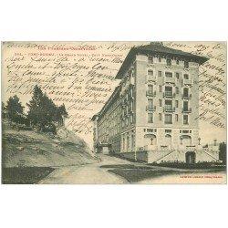 carte postale ancienne 66 FONT-ROMEU. Grand Hôtel 1915