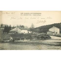 88 ARCHETTES. Vallée du Rupt avec Lavandières 1918