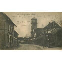 67 SOUFFLENHEIM. Une rue en 1919