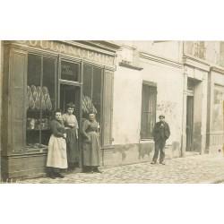 93 MONTREUIL-SOUS-BOIS. La Boulangerie Bernier Blanche au 150 rue Etienne Marcel
